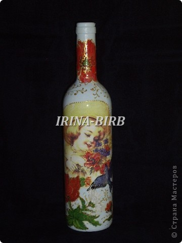 А эта вазочка в подарок племяннице на день рождения!!! фото 56