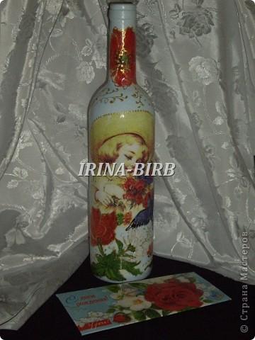 А эта вазочка в подарок племяннице на день рождения!!! фото 58