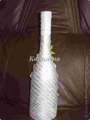 Подарочная бутылочка подруге фото 2