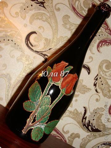Это моя первая бутылочка. Родилась она за 2 вечера вдохновения... фото 6
