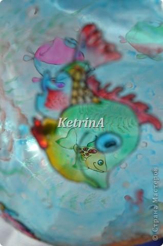 В подарок заядлому рыбаку был выполнен следующий презент....  Рыбка в шляпке фото 6