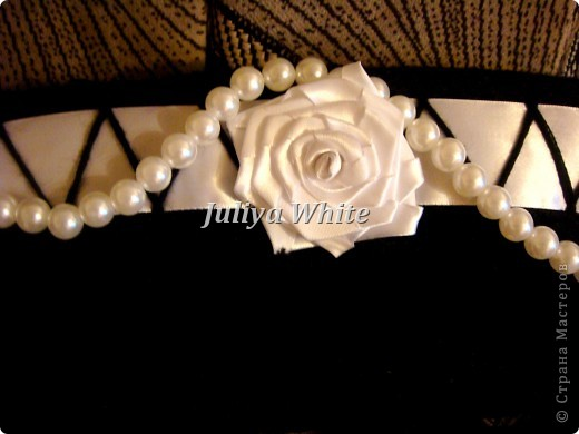 """Тканая сумка """"white rose"""" (гобелен) фото 4"""