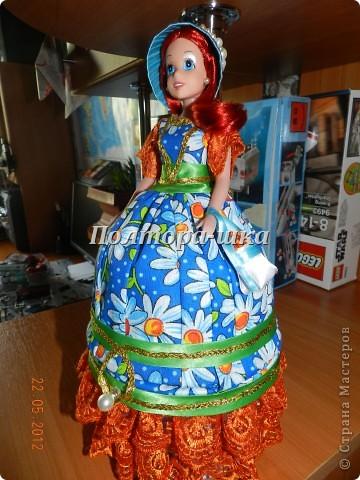 новая кукла-шкатулка. фото 2