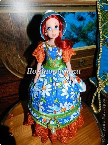 новая кукла-шкатулка. фото 1