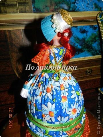 новая кукла-шкатулка. фото 4
