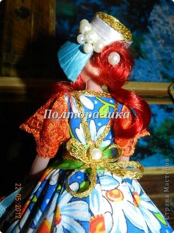 новая кукла-шкатулка. фото 5