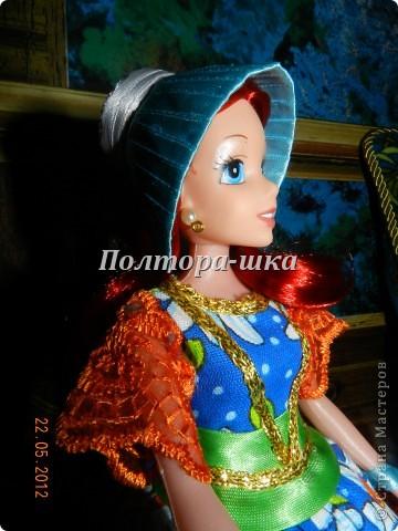 новая кукла-шкатулка. фото 6