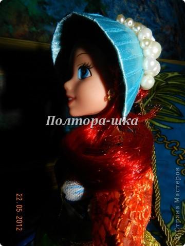 новая кукла-шкатулка. фото 7