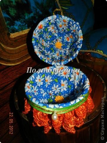 новая кукла-шкатулка. фото 9