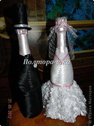 Первые заказные бутылочки и надеюсь не последние! фото 1