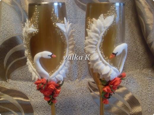 лебеди и розы фото 3
