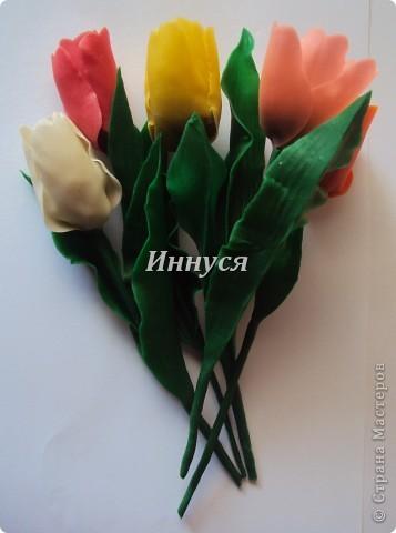 Розы получились не естественно розового цвета. фото 10