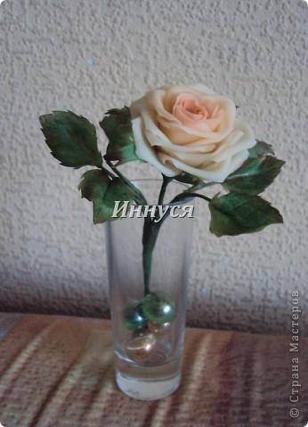 Розы получились не естественно розового цвета. фото 4