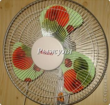 Ещё четыре вентилятора обновила... фото 2