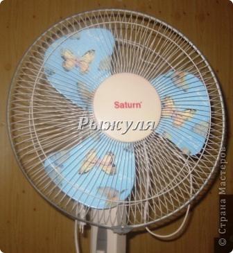 Ещё четыре вентилятора обновила... фото 3