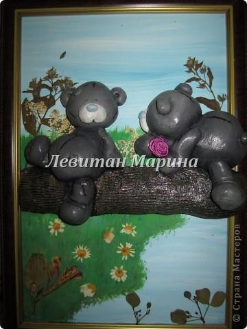 Влюбленные на речке) фото 1