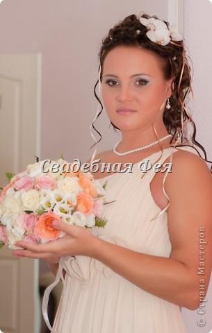 Работая над созданием образа невесты, каждый раз соприкасаешься с тайной перевоплощения. И помните, каждая невеста имеет свою неповторимую красоту. фото 1