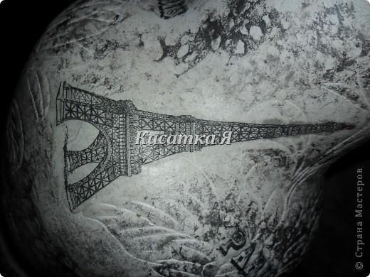 """Ваза """" Париж"""" фото 4"""
