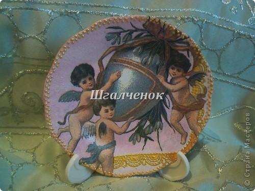 Тарелочки. фото 4