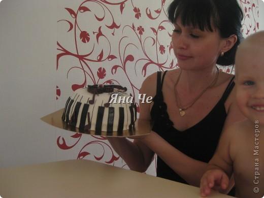 Музыкальный такой вот тортик... фото 3