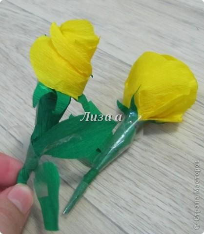 Первый цветок. Качество фото плохое:( фото 6
