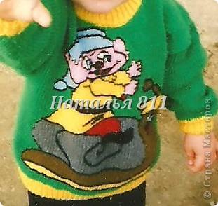 детские свитера фото 8