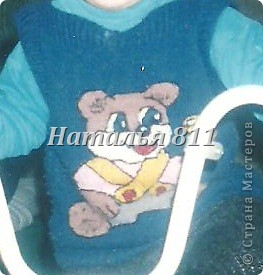 детские свитера фото 4