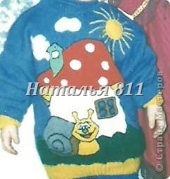 детские свитера фото 5