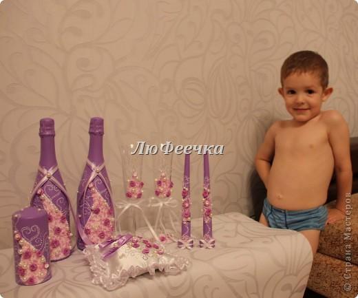 Вот такой набор заказали. Идея моей подруги. Но она готовится к появлению малыша, поручила мне сделать набор. :))) фото 7