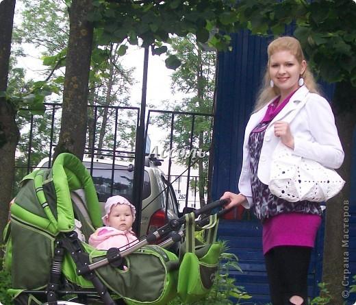 Добрый день))) Летом так хочется быть легкой и воздушной, порхать, словно бабочка))) Захотела связать себе невероятно легкую сумочку из полиэтилена по МК Елены Остапенко. фото 4