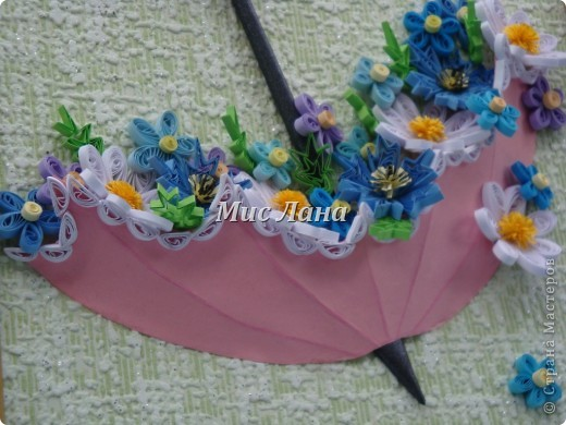 букет в зонтике фото 4
