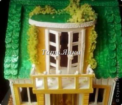 Вот такой домик по моему МК получается. фото 6