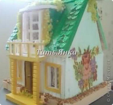 Вот такой домик по моему МК получается. фото 1