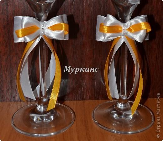 В тематику апельсиновой свадьбы подруги =) фото 5