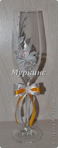 В тематику апельсиновой свадьбы подруги =) фото 6