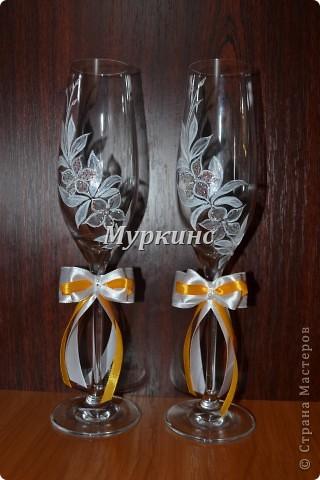 В тематику апельсиновой свадьбы подруги =) фото 1