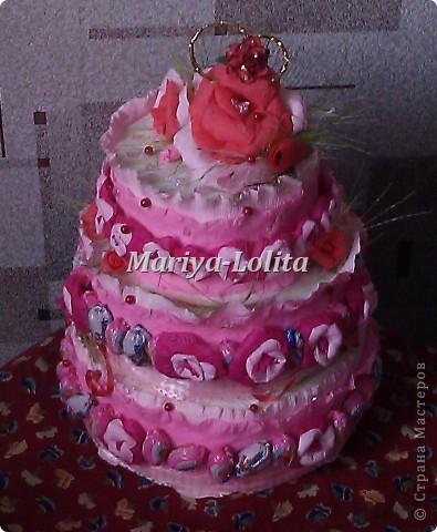 Тортик на годовщину свадьбы фото 1
