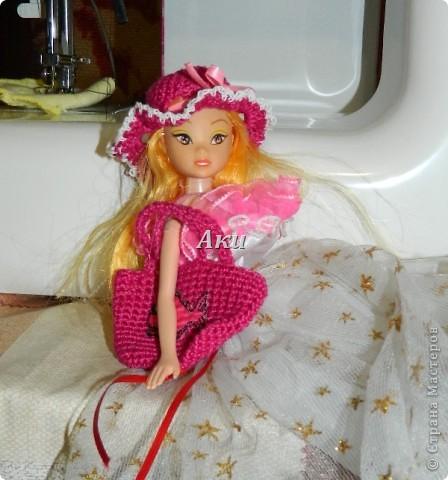 Комплект для барби дочки фото 2