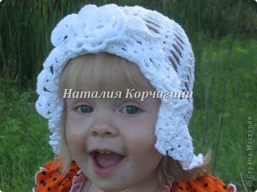Вот такая шляпка... фото 1
