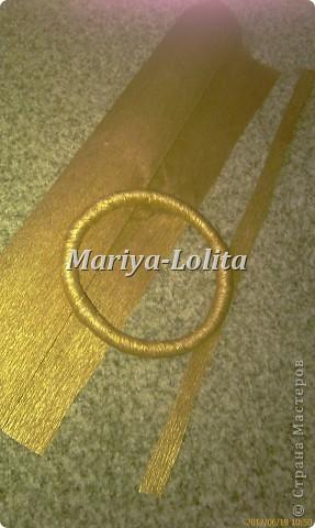 Свадебные кольца на стол ( МК ) фото 6