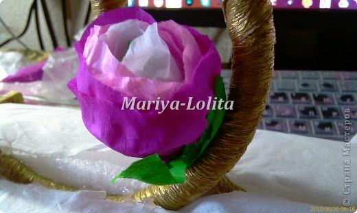 Свадебные кольца на стол ( МК ) фото 10