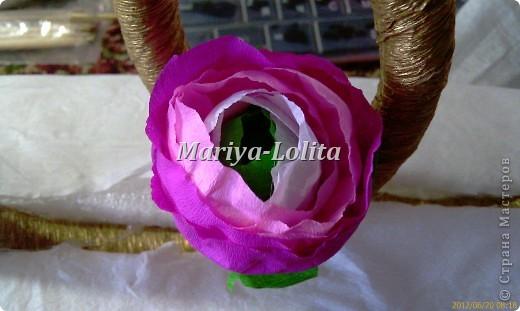 Свадебные кольца на стол ( МК ) фото 11