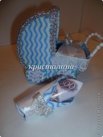 колясочки)))) делала их давно ..)))) фото 5