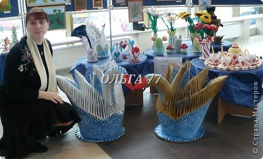 Свадебные лебеди фото 18