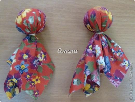 Кукла из ткани мастер класс без шитья