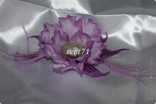 Мои цветочки( работы за последнее время) фото 13