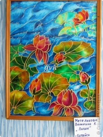 Роспись акриловыми и витражными красками по стеклу. фото 2