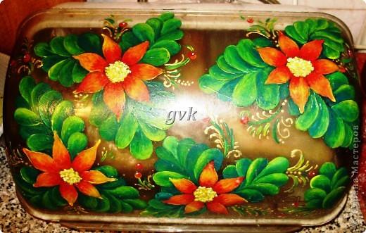 Роспись акриловыми и витражными красками по стеклу. фото 6