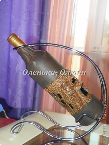 http://handblog.ru Это мастер класс!!!Спасибо автору. Только я предпочитаю полные бутылки, стоят портятся))) зато ценность больше.  фото 1