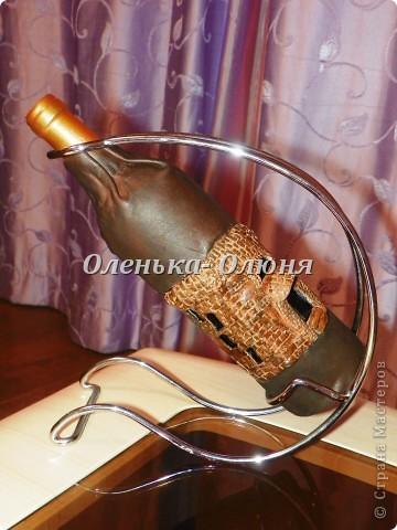 http://handblog.ru Это мастер класс!!!Спасибо автору. Только я предпочитаю полные бутылки, стоят портятся))) зато ценность больше.  фото 2